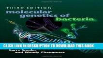 Collection Book Molecular Genetics of Bacteria, Third Edition (Snyder, Molecular Genetics of