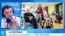 La France championne d'Europe de l'espérance de vie et un référendum anti migrants en Hongrie ce week-end : les experts d'Europe 1 vous informent