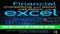 [PDF] Financial Modelling and Asset Valuation with Excel Popular Collection