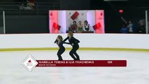 Isabella TOBIAS / Ilia TKACHENKO SD 2016 Autumn Classic International