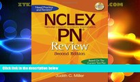 Big Deals  NCLEX-PN Review (Test Preparation)  Free Full Read Most Wanted