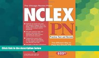 Big Deals  The Chicago Review Press NCLEX-PN Practice Test and Review (NCLEX Practice Test and