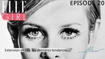 Flair, dénicheur d'idées - Extension de cils: les dernières tendances | Episode 20 en exclu sur ELLE Girl, avec Mari Lakspere, Fondatrice - Les Cils de Marie et Marion Massias, Experte soin - Oh my cream