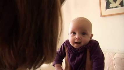 Two postpartum doulas help two new mothers after the birth of their babies.