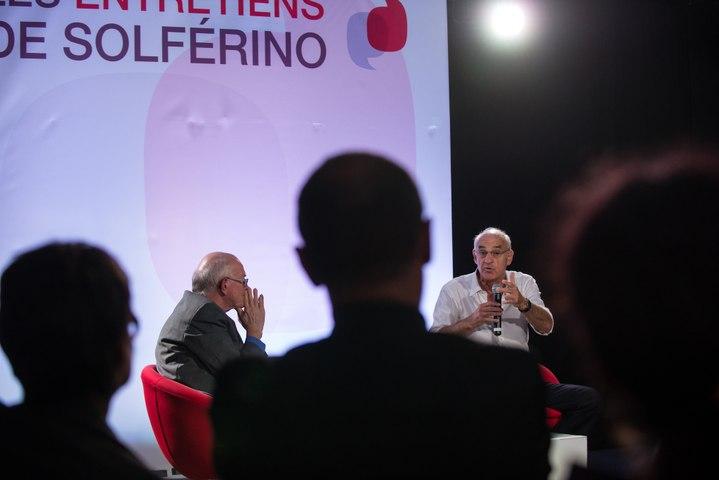 Les Entretiens de Solférino avec Marcel Gauchet et Henri Weber - jeudi 30 septembre