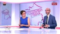 Territoire d'infos - Best of Guillaume Larrivé