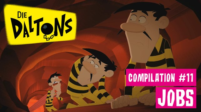 "Die Daltons – ""Jobs""-Compilation"