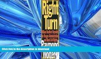 READ THE NEW BOOK Right Turn: William Bradford Reynolds, The Reagan Administration, and Black