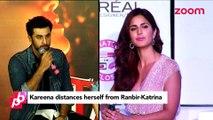 Kareena Would Rather Kill Herself Than Be With Katrina & Ranbir -Bollywood Gossip