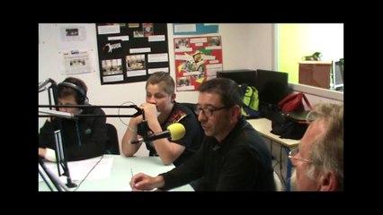 Projet RADIO-BD au dispositif relais du bassin Chalon-Louhans