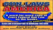 [PDF] Gun Laws of America: Every Federal Gun Law on the Books: With Plain English Summaries