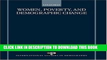 [Read PDF] Women, Poverty, and Demographic Change (International Studies in Demography) Download