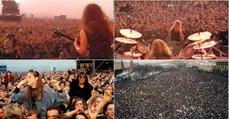 Há 25 anos os Metallica tocaram para 1,6 milhões de pessoas na Rússia