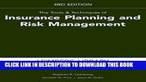 [PDF] The Tools   Techniques of Insurance Planning and Risk Management, 3rd Edition Popular
