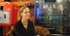 Fanny Moritz - Netpom Web Agency - Hong Kong