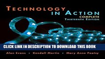 [PDF] Technology In Action Complete (13th Edition) (Evans, Martin   Poatsy, Technology in Action