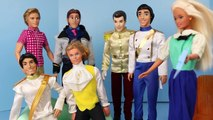 Barbie Therapy Disney Frozen Prince Hans Prince Issues MOMMY ISSUES Part 3 DisneyCarToys