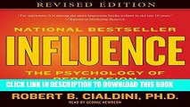 Best Seller Influence: The Psychology of Persuasion Free Read