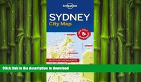 READ THE NEW BOOK Lonely Planet Sydney City Map (Travel Guide) READ EBOOK