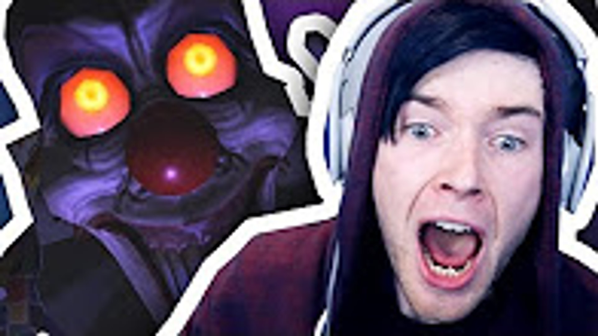DanTDM DON'T WATCH THIS IF YOU HATE CLOWNS!!! TheDiamondMinecart