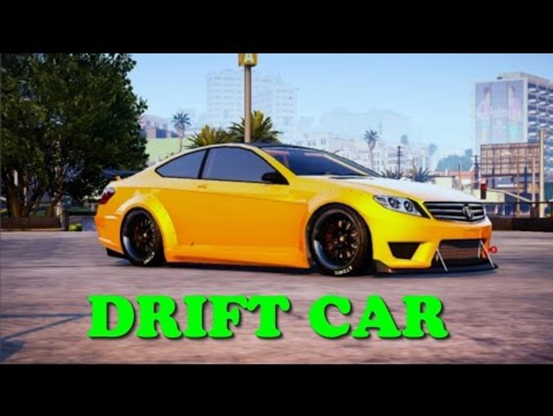 Best Drift Car Gta