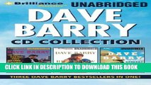 Best Seller Dave Barry CD Collection: Dave Barry Is Not Taking This Sitting Down, Dave Barry Hits