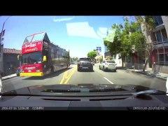 Man Stops Traffic to Help Women Cross Busy Melrose