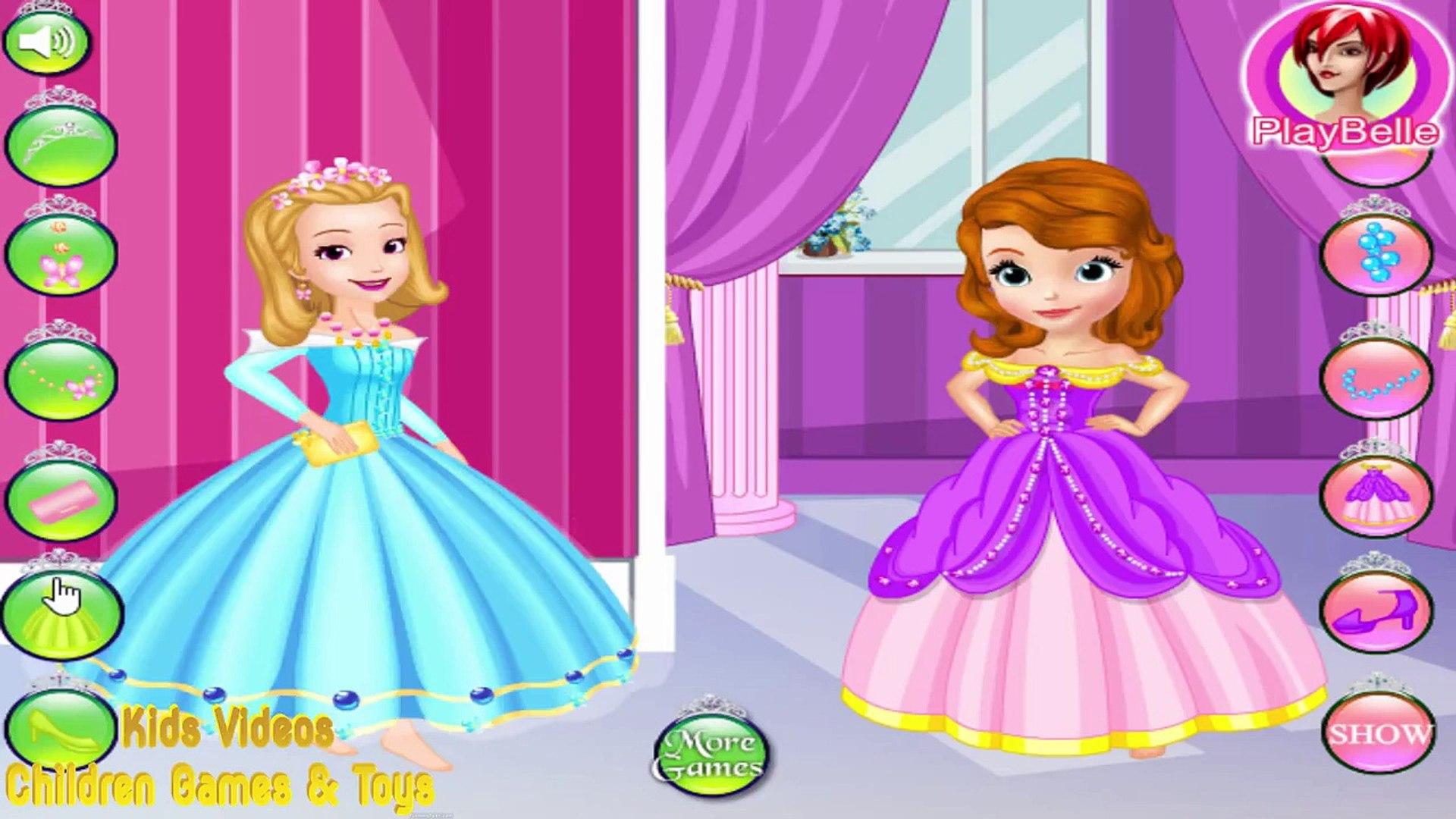 Sofia vs Amber Fashion Show | Sofia vs Amber Fashion Show Games For Girls And Little Kids