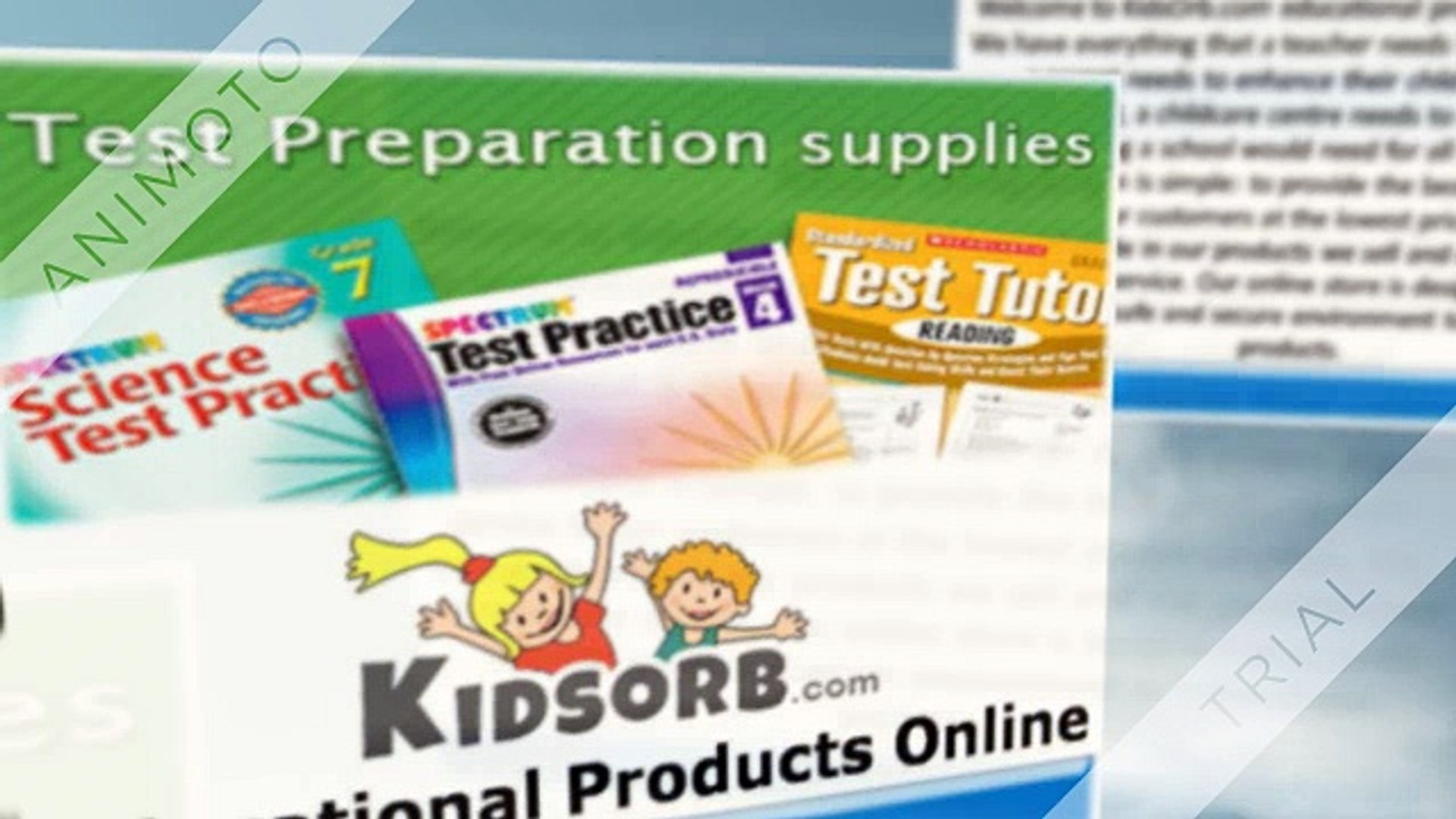 Online Educational Products
