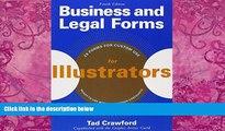 Big Deals  Business and Legal Forms for Illustrators  Full Ebooks Best Seller