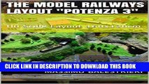 "Read Now The Model Railways Layout ""Potenza 3"": H0 Scale Layout 160x120cm (Model Railways Layouts"