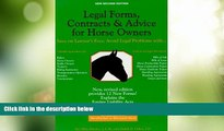 Big Deals  Legal Forms, Contracts and Advice for Horse Owners  Best Seller Books Best Seller