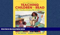 eBook Here The Essentials of Teaching Children to Read: The Teacher Makes the Difference (3rd