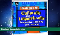 Online eBook Strategies for Culturally and Linguistically Responsive Teaching and Learning