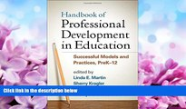 eBook Here Handbook of Professional Development in Education: Successful Models and Practices,