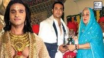 Siya Ke Ram Actor Ashish Sharma Awarded | Siya Ke Ram