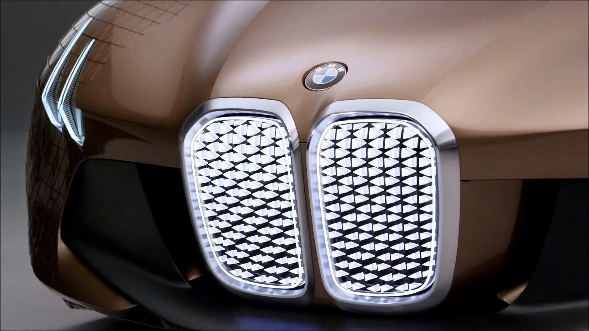 NEW TECHNOLOGY Bmw Vision Next 100 Advanced Technology Car