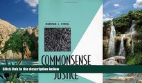 Big Deals  Commonsense Justice: Jurors  Notions of the Law  Full Ebooks Most Wanted
