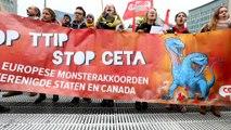 پیمان توافق تجاری بین کانادا و اتحادیه اروپا امضا می شود