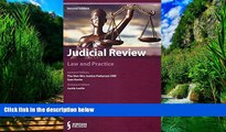 Big Deals  Judicial Review: Law and Practice (Second Edition)  Full Ebooks Most Wanted
