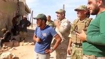 Kilis Fırat Kalkanı Harekatı'nda Işid ve Pkk/pyd Hedefleri Vuruldu