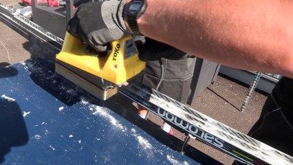 Comment Farter des Skis de Fond – Séquence 2 : application d'une Cera