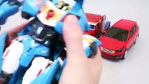 TOBOT CarBot car toys Tritan & transformers optimus prime Toys 헬로카봇 또봇 변신 놀이