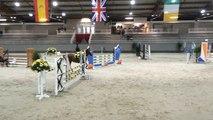 Concours de saut d'obstacles amateur