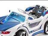BMW i8 Style HL718 voiture 12V pour enfants 2-5 ans