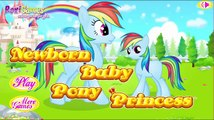 My Little Pony Game - Newborn Baby Pony Princess – Best My Little Pony Games For Girls