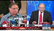 Nadeem Malik Telling Inside Story Of Pervez Rasheed Resign