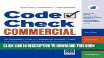 Best Seller Code Check Commercial: An Illustrated Guide to Commercial Building Codes Free Read
