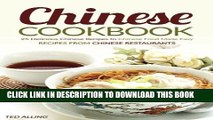 [New] Ebook Chinese Cookbook - 25 Delicious Chinese Recipes to Chinese Food Made Easy: Recipes