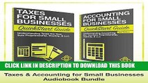 [READ] EBOOK Taxes   Accounting for Small Businesses - QuickStart Guides: The Simplified Beginner